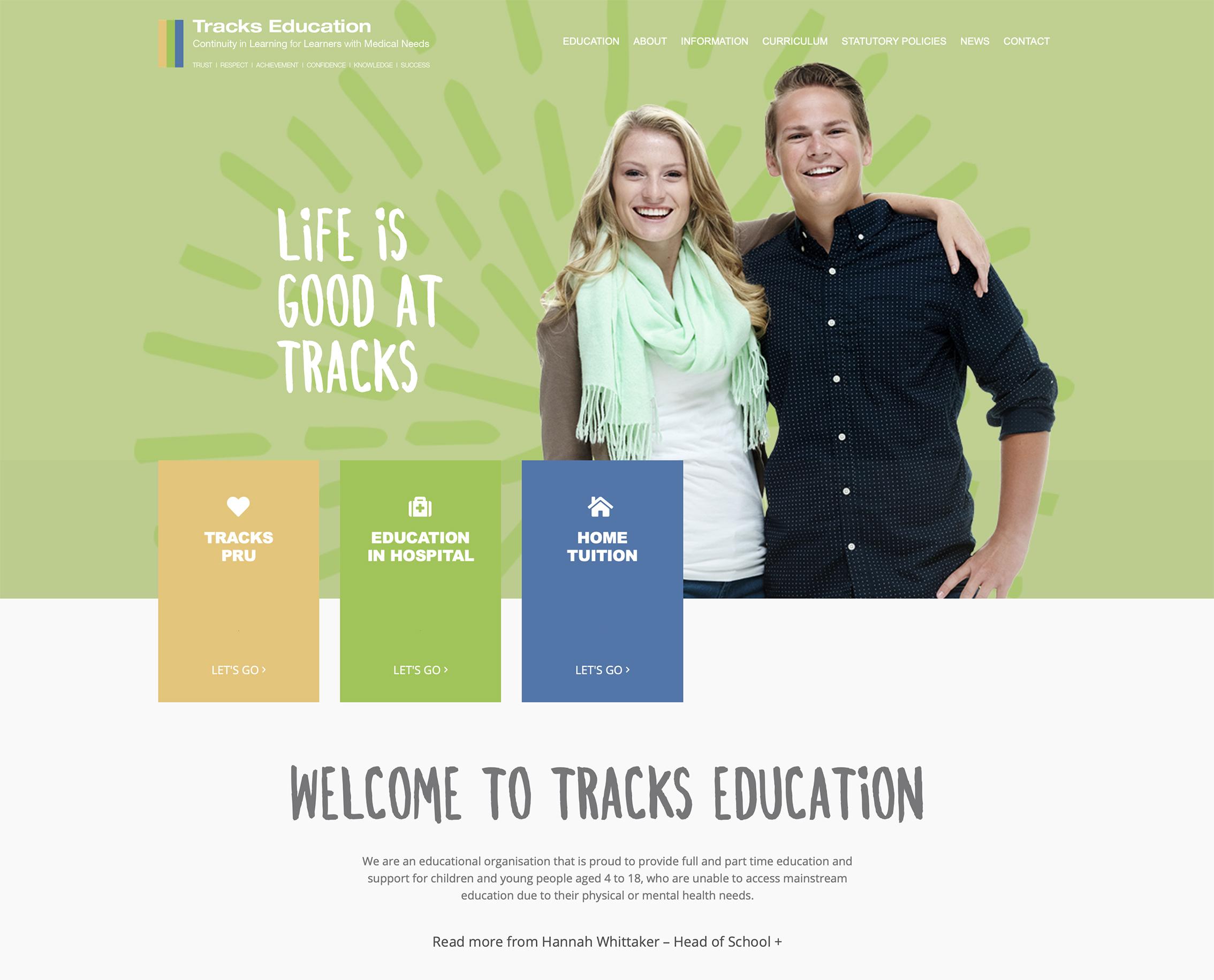 Tracks 1a