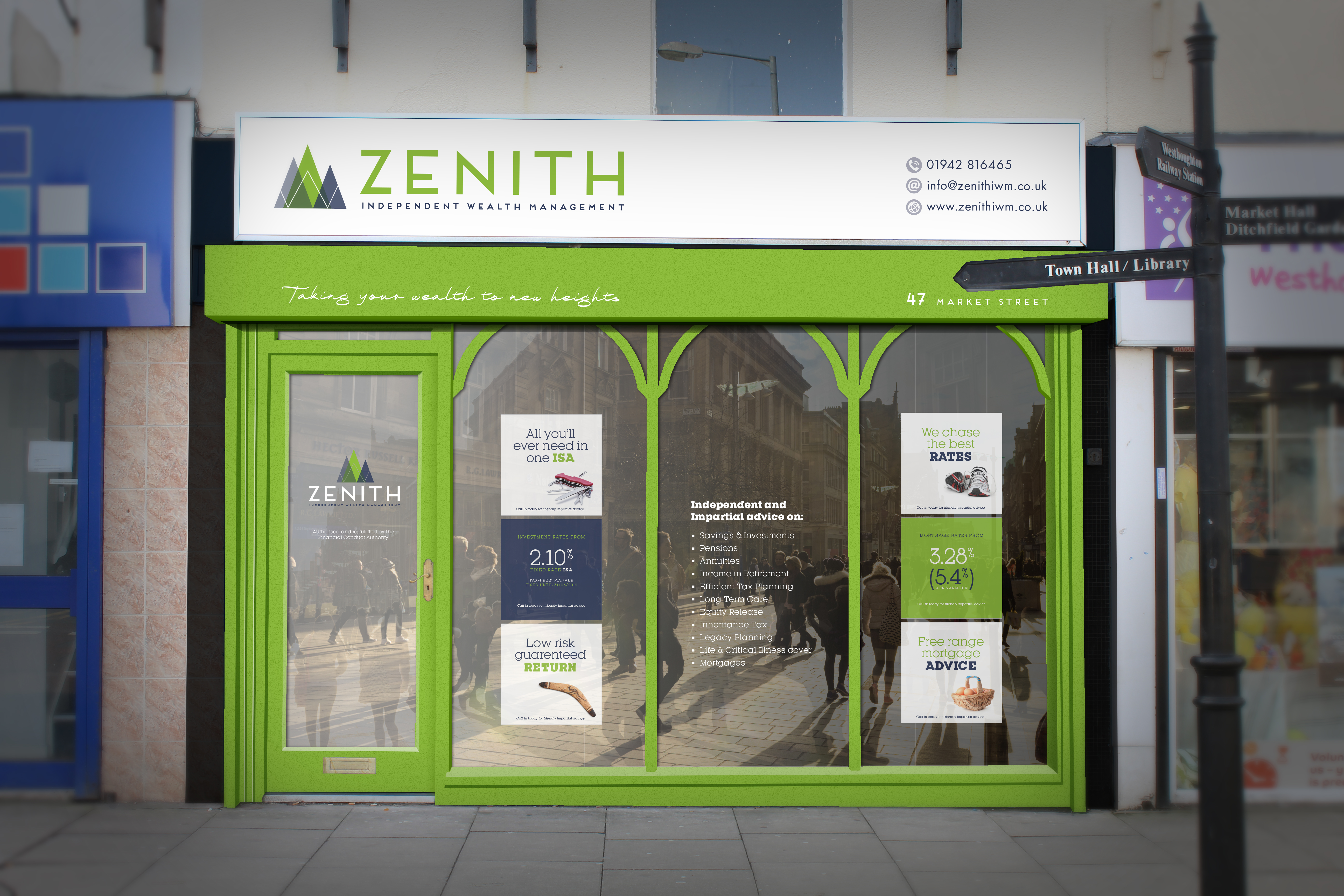 Zenith Shop